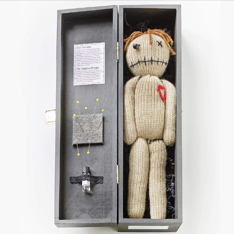 Voodoo Puppen von Anne-Catherine Lüke